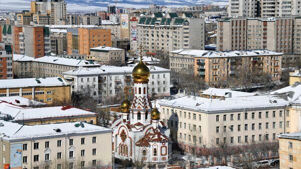 Храм во имя святителя Луки, архиепископа Крымского и Симферопольского в Чите