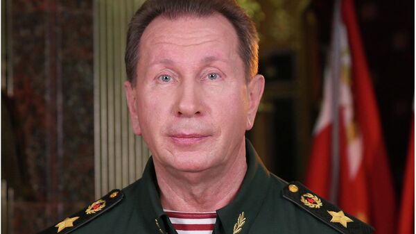Директор Федеральной службы войск национальной гвардии РФ — главнокомандующий войсками национальной гвардии РФ Виктор Золотов