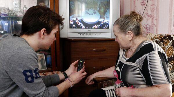 Стартовал набор волонтеров, которые помогут перейти на цифровое телевещание
