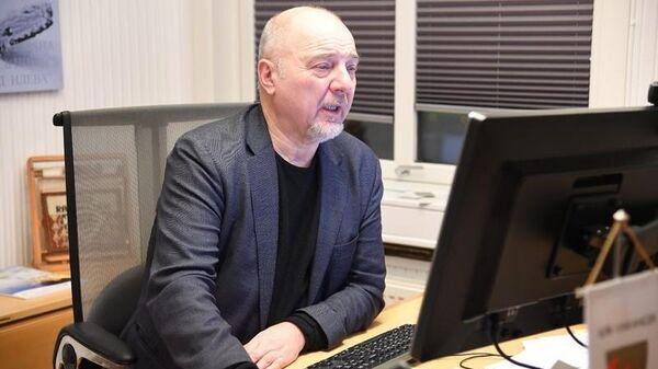 Мэр коммуны Сер-Варангер Рюне Рафаэльсен