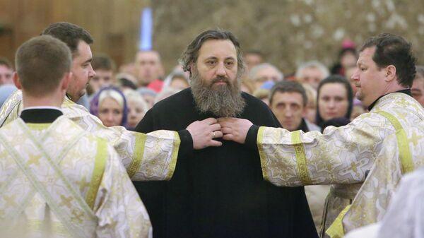 Епископ Калининградский и Балтийский Серафим