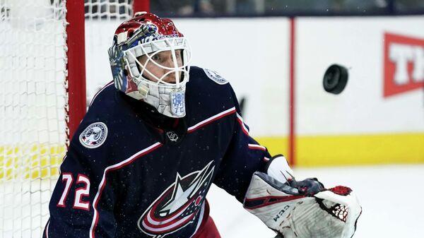 Бобровский признан второй звездой дня в НХЛ