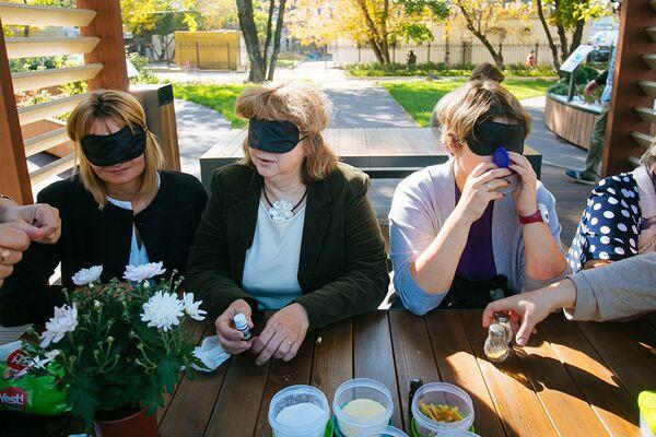 Парк Шестое чувство в Москве