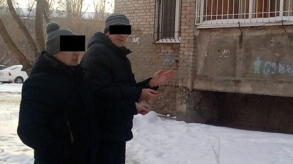 Следственные действия в отношении членов банды, обвиненной в совершении похищений людей, вымогательств и убийств на территории Тюменской области
