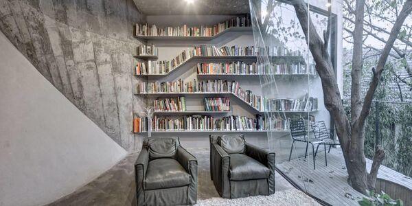 Чайный дом в офисе компании Archi-Union