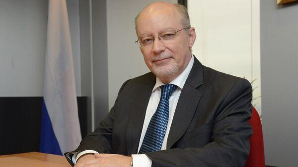 Генеральный консул РФ в Гонконге Александр Козлов