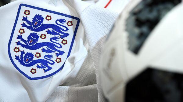 Эмблема сборной Англии по футболу