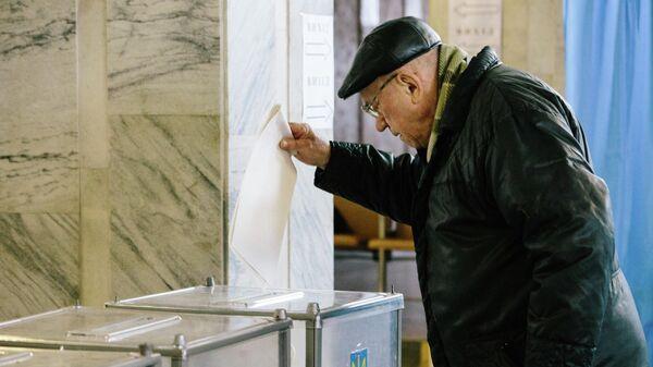 Президентские выборы на Украине. 31 марта 2019