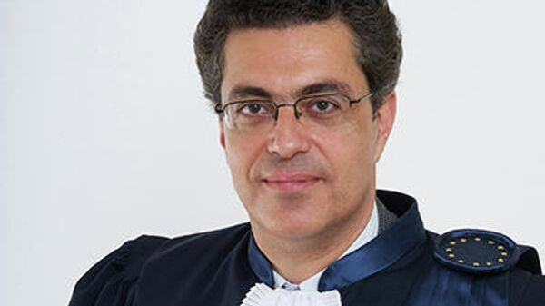Судья Европейского суда по правам человека Линос-Александр Сицилианос