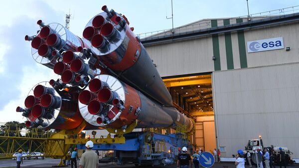 Ракета-носитель с разгонным блоком Фрегат-МТ