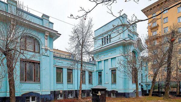 Бывший жилой дом XIX–XX веков на проспекте Мира в Москве