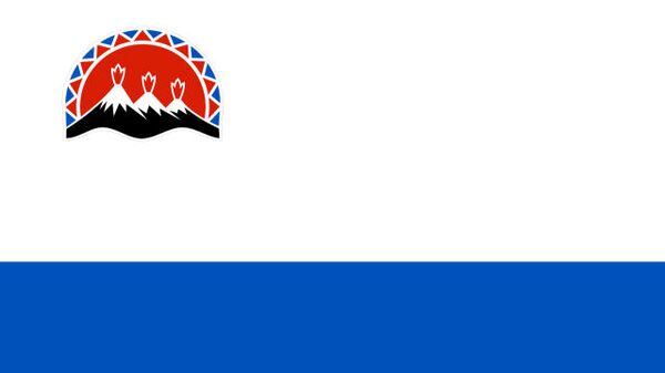 Камчатский край флаг