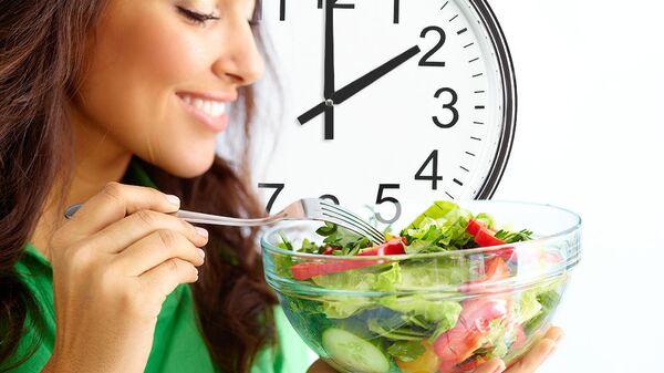 Здоровое питание по часам