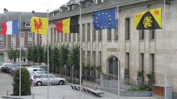 Бельгийский город Нивель