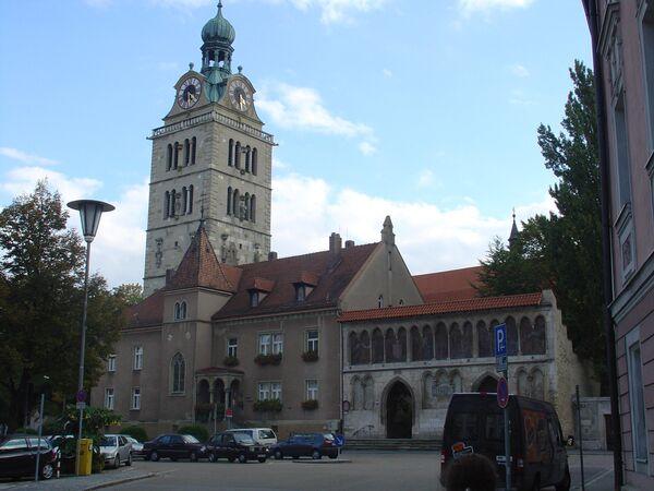 Замок Регенсбург