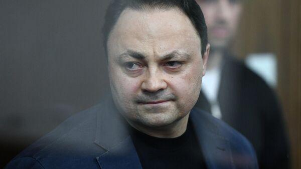 Бывший мэр Владивостока Игорь Пушкарев. Архивное фото