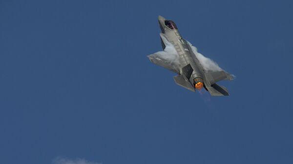 Истребитель F-35А. Архивное фото