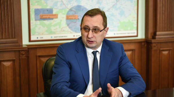 Генеральный директор ОЭК Евгений Прохоров