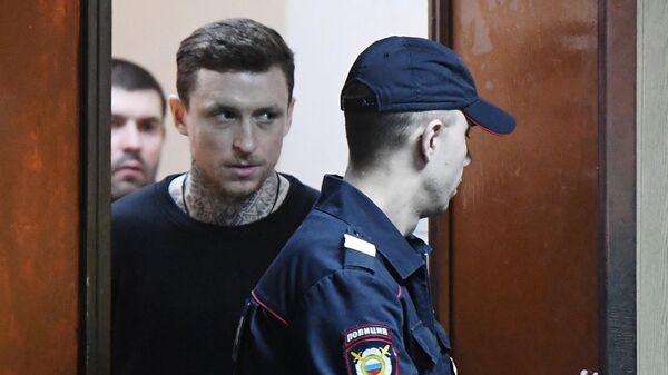 Рассмотрение по существу уголовного дела в отношении А. Кокорина и П. Мамаева продолжается