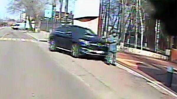 Водитель Mercedes сбил курсанта МЧС в Воронеже
