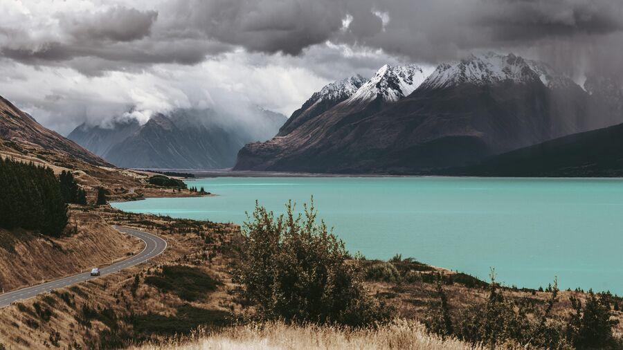Новая Зеландия. Национальный парк Аораки