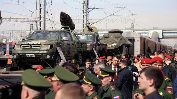 Акция Сирийский перелом в Казани