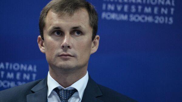 Министр сельского хозяйства и перерабатывающей промышленности Краснодарского края Андрей Коробка
