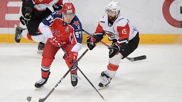 Russia Russia Ice Hockey CSKA - Avangard