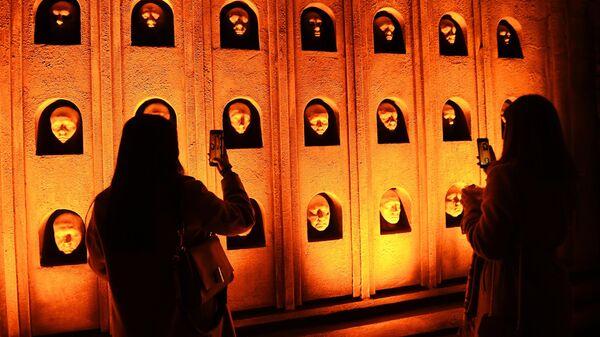 Крипта Игры престолов в Большом винном хранилище на Винзаводе