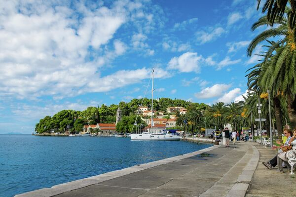 Цавтат, Хорватия