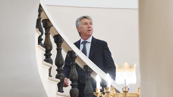 Председатель правления, член совета директоров компании Новатэк Леонид Михельсон
