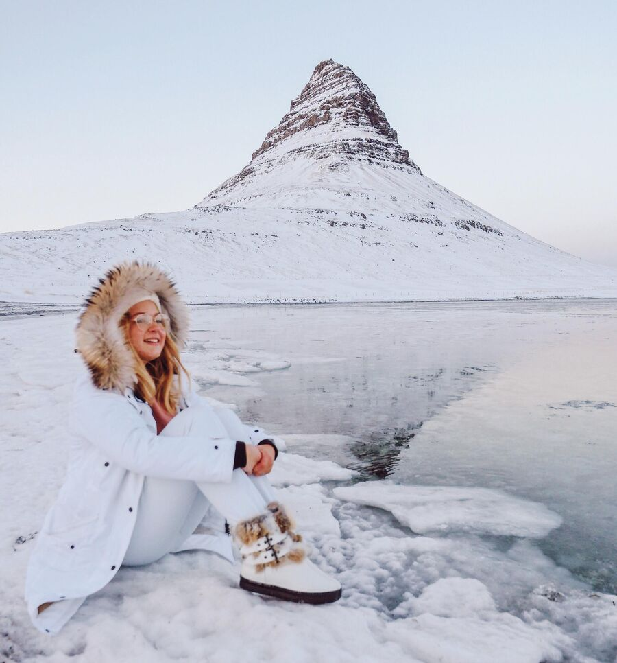 Гора, Исландия