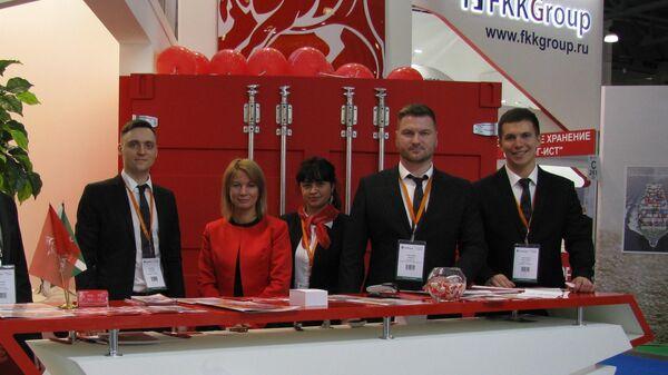Канавара Групп приняла участие в выставке TransRussia