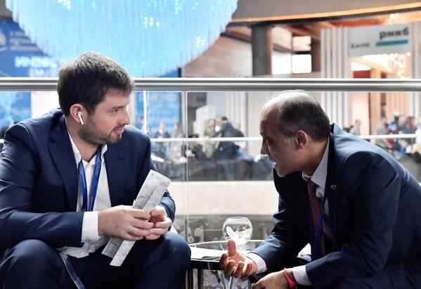 Участники Ялтинского международного экономического форума