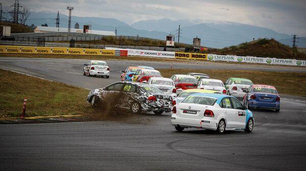 Грозный примет первый этап российской серии кольцевых гонок и SMP Formula 4