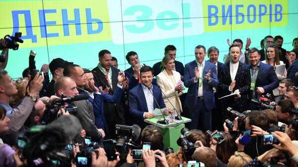 Зеленский назвал приоритетную задачу в качестве президента Украины