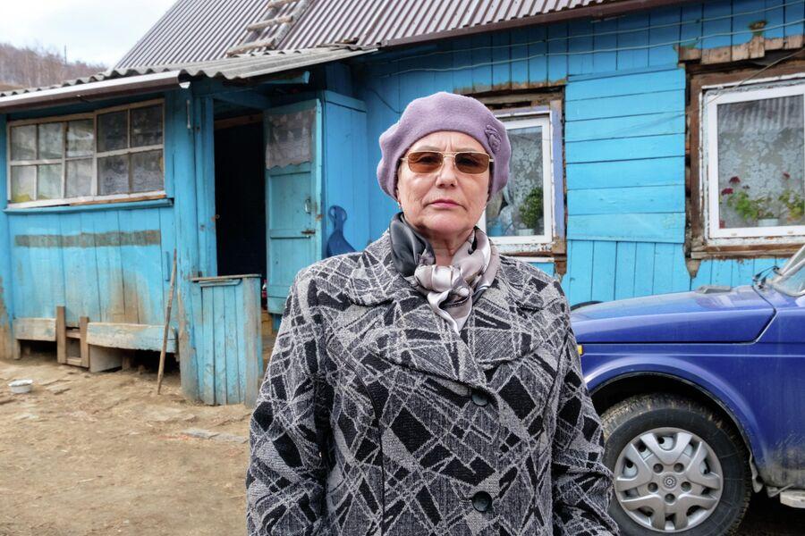 Татьяна Кардакова никак не может получить разрешение на пристройку утепленной веранды к своему дому