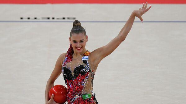 Художественная гимнастика. Чемпионат мира. Второй день
