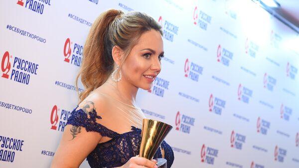 Певица Марина Абросимова (МакSим)