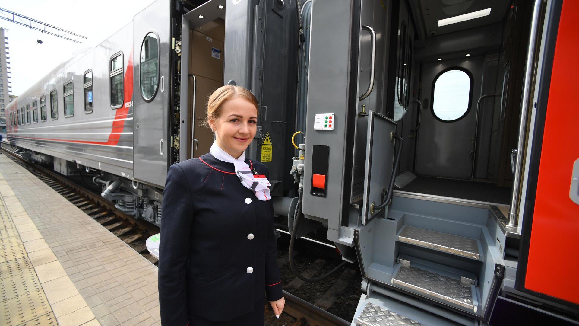 Названы самые популярные города России для путешествий на поезде весной
