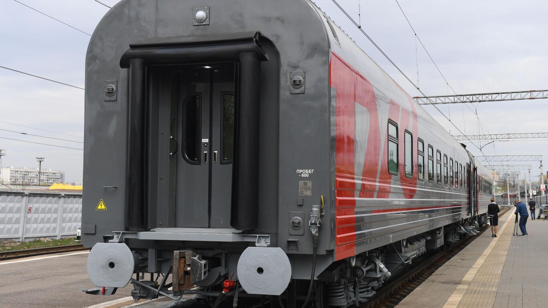 РЖД проведет расследование инцидента с детьми в поезде Мурманск-Адлер