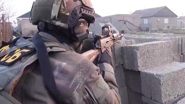 Сотрудник ФСБ РФ во время спецоперации
