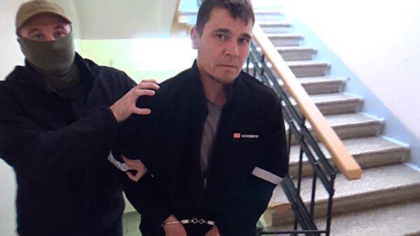 Житель Ставропольского края Нариман Отепов, задержанный по подозрению в участии в вооруженном вторжении бандформирований Шамиля Басаева и Эмира Хаттаба в Республику Дагестан в 1999 году