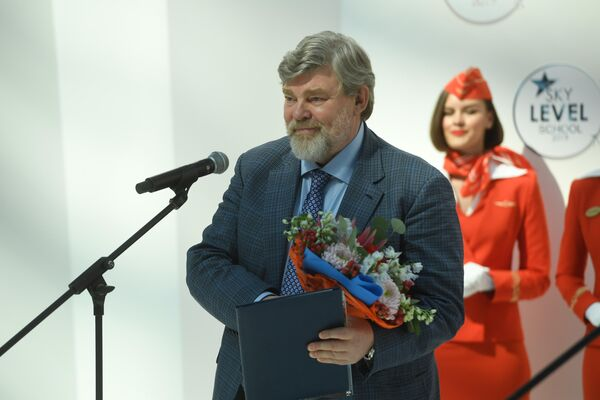 Константин Ремчуков – самый летающий главный редактор