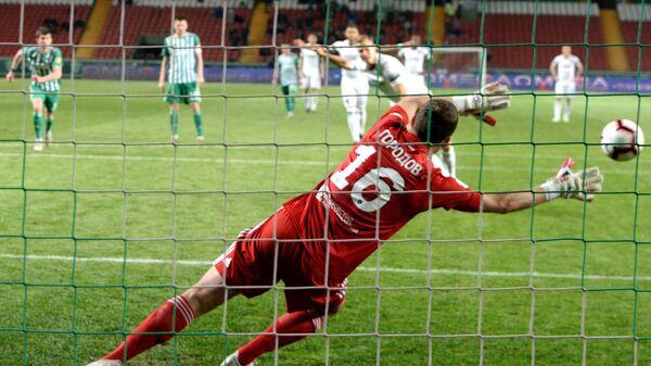 Футбол. РПЛ. Матч Ахмат - Краснодар