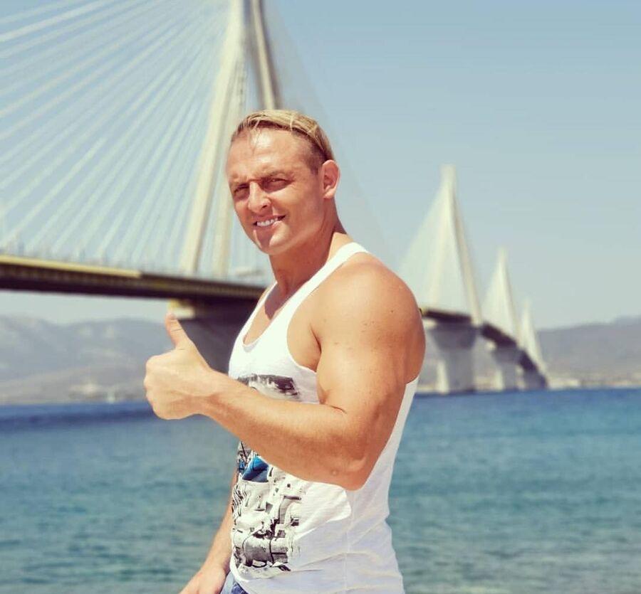 Греция. Мост Рион-Андирион