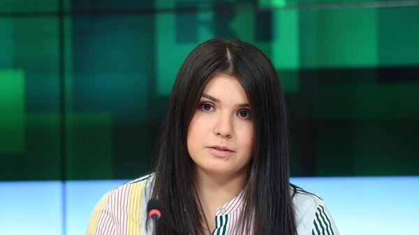 LIVE: Пресс-конференция Варвары Карауловой