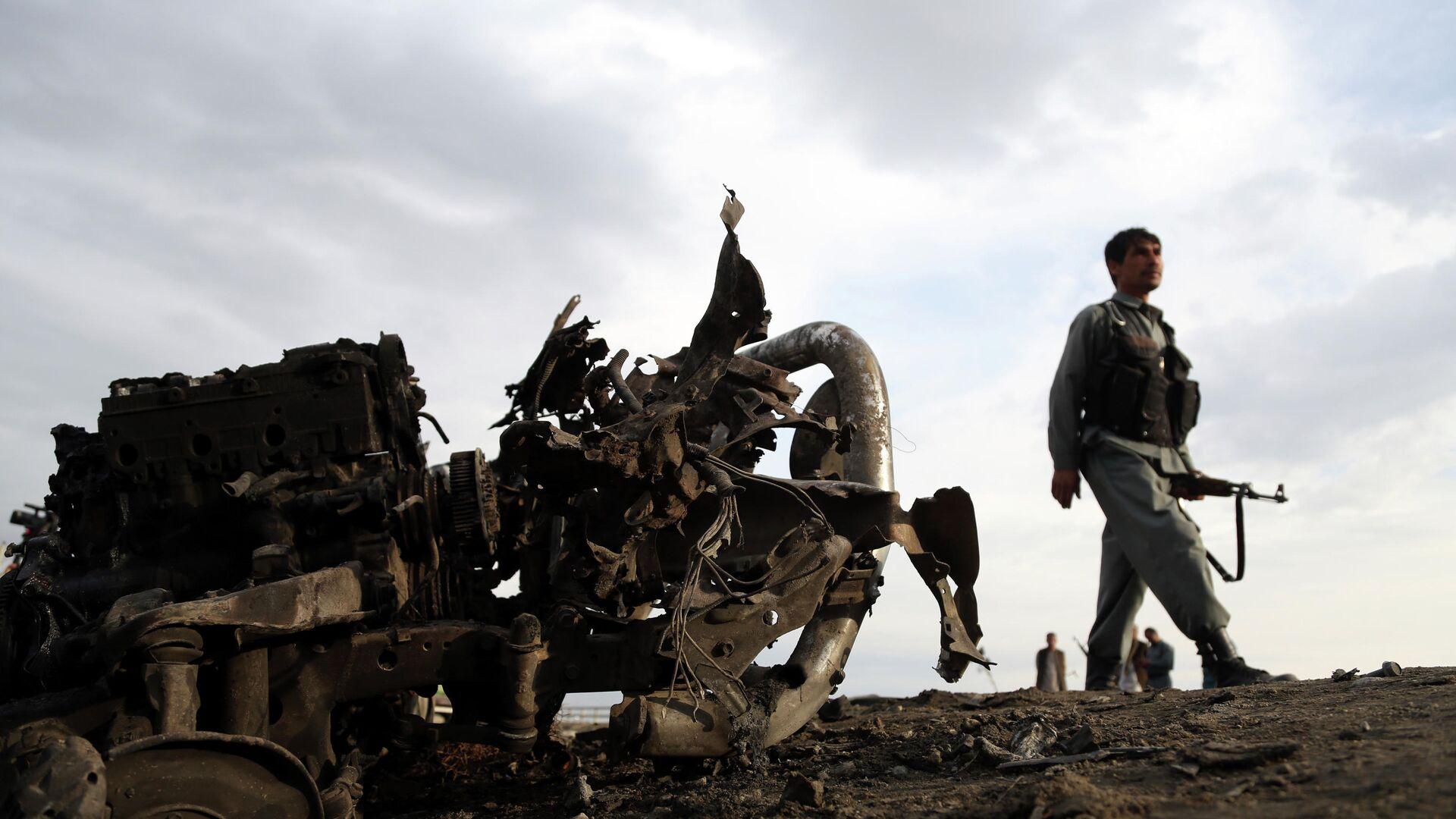 Представитель МИД Захарова: есть факты сотрудничества США с боевиками ИГ* на севере Афганистана