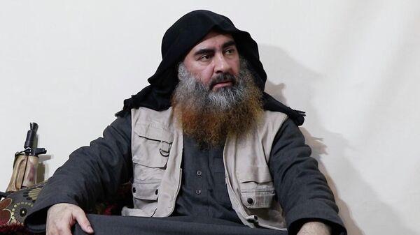 Лидер Исламского государства* Абу Бакр аль-Багдади