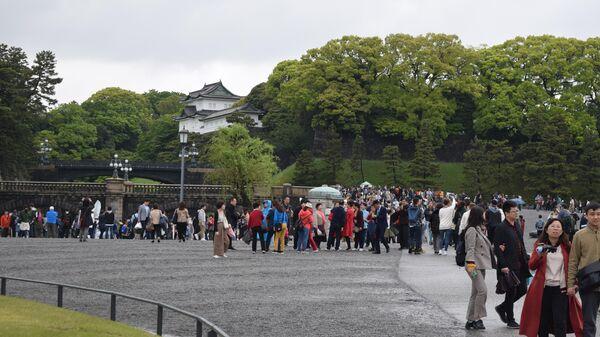 Японцы пришли проводить эпоху Хэйсэй